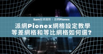 派網Pionex網格